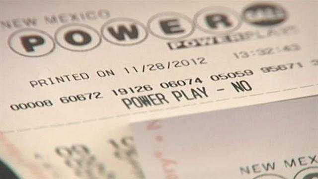 Two New Mexicans bought winning powerball tickets. One for $1 million and another for $2 million.