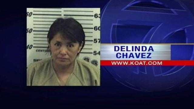 A Los Lunas police officer finds herself on the other side of the law tonight. Accused of shooting at one of her fellow officers. Police arrested Delinda Chavez early this morning after a house party got out of hand. Action seven news reporter Regina Ruiz