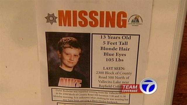 Dylan's disappearance has left investigators, friends and family baffled. Action 7 news reporter Anna Velasquez continues our team coverage with a look at the case that's attracted national attention.