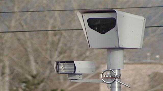 Red light cameras one year later