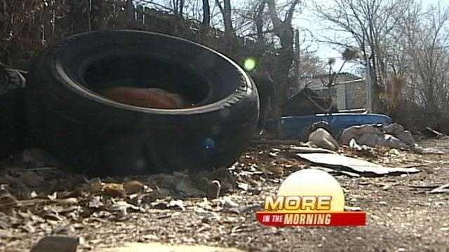 Residents Fed Up with Illegal Dumping