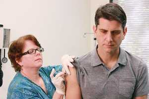 The CDC recommends that everyone 6 months and older get a flu vaccine each year.