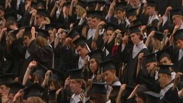 A new report appears to confirm parents' worst fears when it comes to high school graduation rates. The City of Albuquerque progress report states more than a third of A.P.S students don't graduate in four years.