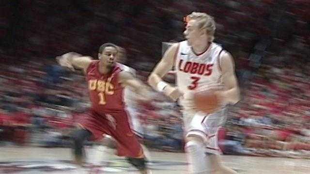 New Mexico Lobos top USC