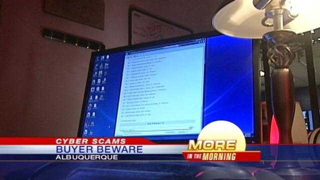 The Attorney General's office is reminding people to be wary this holiday season especially when shopping online.