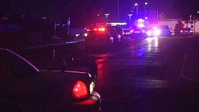 The stabbing took place around 9:40 Thursday evening in northeast Albuquerque.