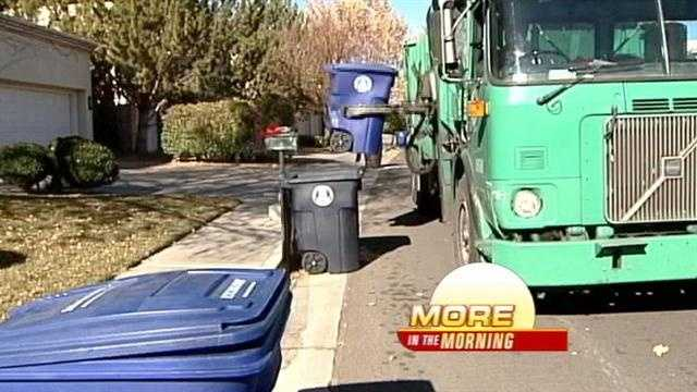 Albuquerque Offering Free Recycling Program to Homeowners