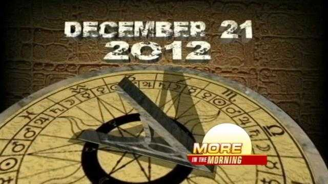 End of the World Doomsday Prophecy