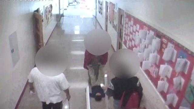 Two teachers caught on camera dragging a blind, special needs student through the hallways of Gonzales Elementary in Santa Fe will not be facing criminal charges.