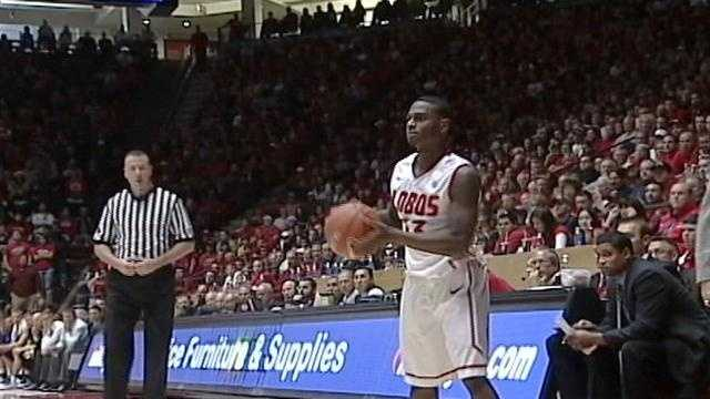 The New Mexico Lobos are heading to Cincinnati for a big road game versus the highly touted Bearcats.