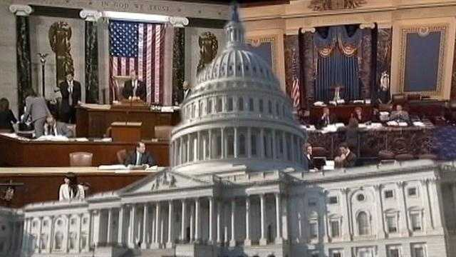 New Mexico lawmakers react to looming fiscal cliff