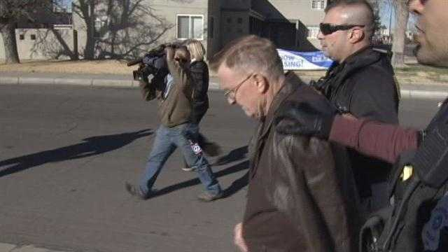 Gary Smith Arrested