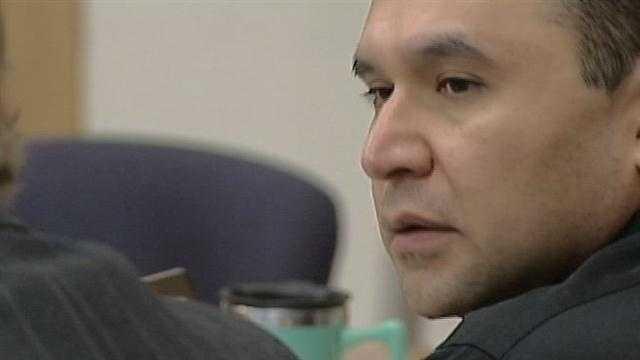 Testimony from Arroyo Molester Case