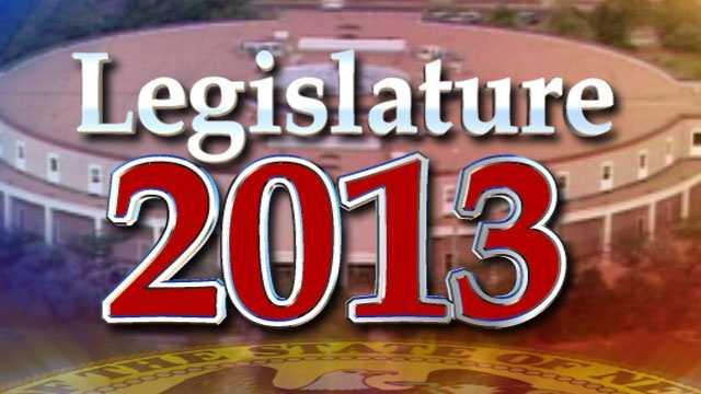 Legislature 2013