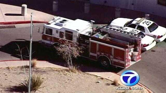 Alamosa Community Center Evacuation