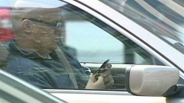 Texting While Driving Bill