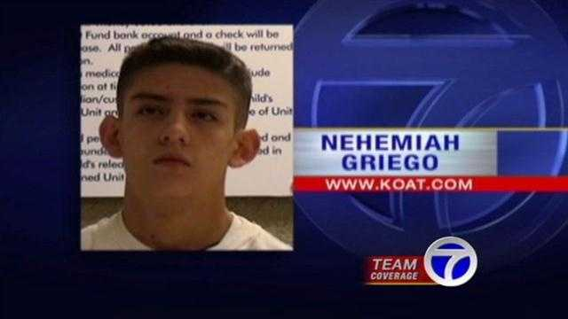 Investigators who talked to the teen say he admitted to killing 5 members of his family.