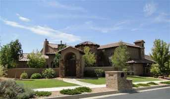 Take a look inside this 4 bedroom, 5 bath mansion in Albuquerque, N.M. featured on realtor.com.