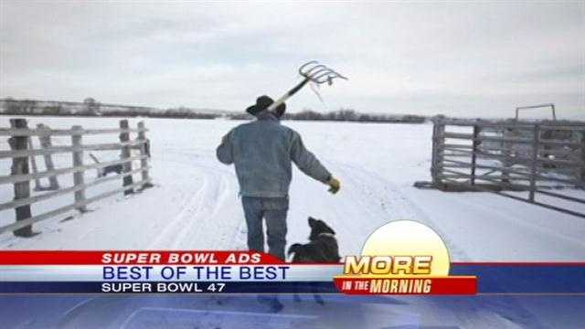 Best and Worst Super Bowl Ads