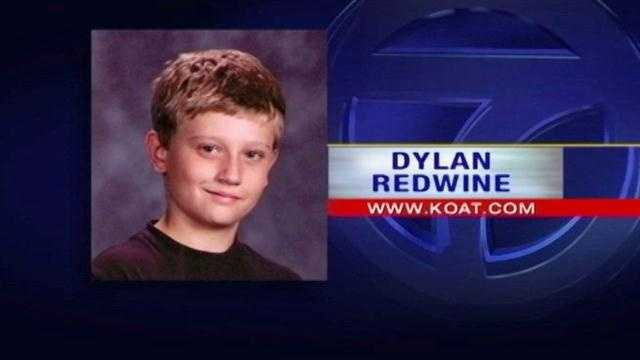 Dylan Redwine's father in Albuquerque