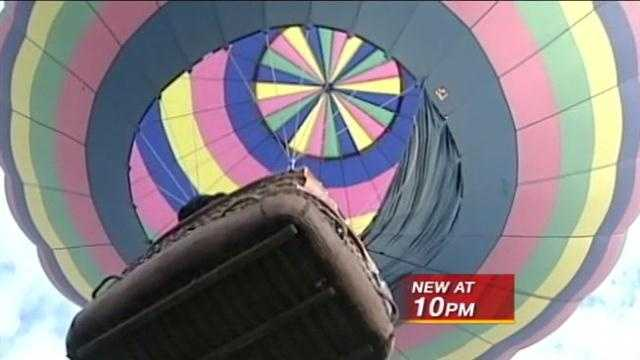 The city takes a major step today to make Albuquerque friendlier to hot air balloonists.