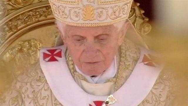 Local Catholics react to pope's resignation