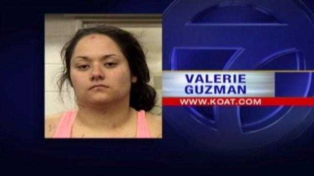 An escaped inmate is still on the run tonight, while the chief of corrections says, he's disappointed and looking for answers. Inmate Valerie Guzman walked right out of custody, while being treated at UNMH Tuesday.
