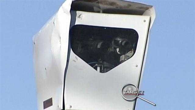 Red-light camera program in Rio Rancho
