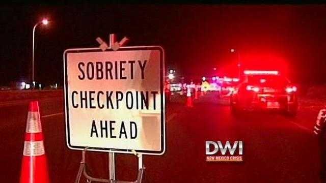 Peshlakai DWI Memorial Checkpoint