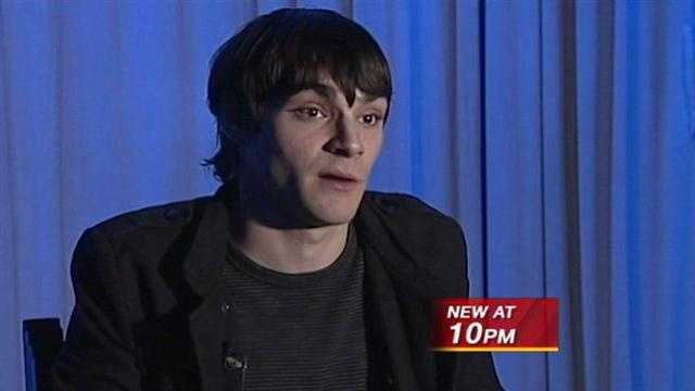 """""""Breaking Bad's"""" Walt Jr. spoke recently to Action 7 News about the secretive second half of season five."""