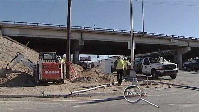 After 400,000 dollars in upgrades, we want to know, is safety at the I-25 Cesar Chavez intersection any better?