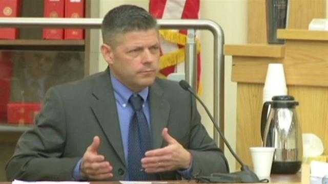 Detective continues testimony in fatal shooting trial