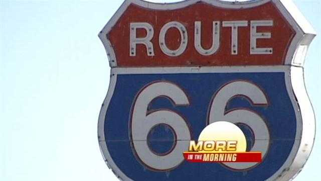 "The ""Retro Relive the Route Committee"" is pushing to revamp a long stretch of Route 66, making it more of a tourist destination."