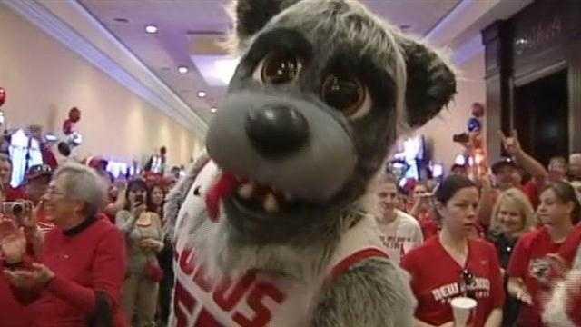 Lobos Louie charges up Lobonation