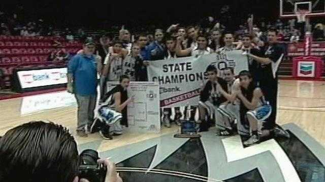NM State Tournament Highlights: March 15, 2013