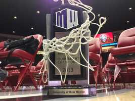 3. Back to Back: The New Mexico Lobos backed up their regular season title by beating three top Mountain West teams in four days. New Mexico finished the tournament with a seven-point win over UNLV on the Rebels home floor.