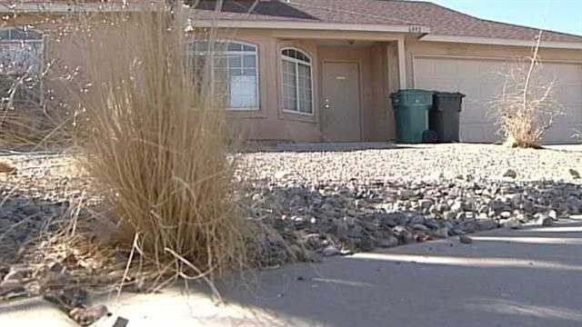 Cats left abandoned in Rio Rancho home
