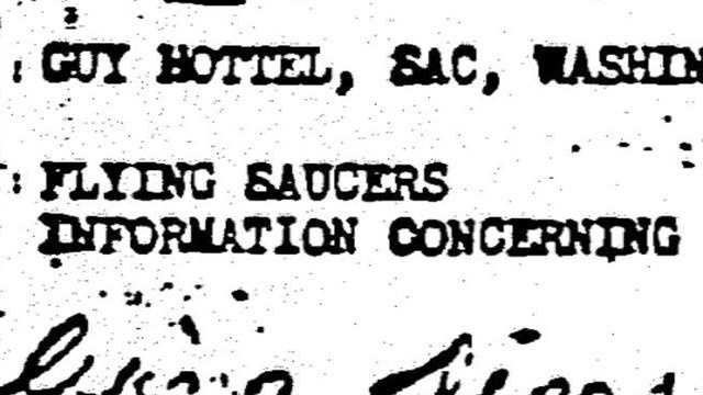 NM UFO memo a hot topic on FBI website