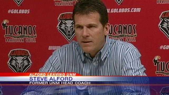 Alford leaves Lobos for UCLA