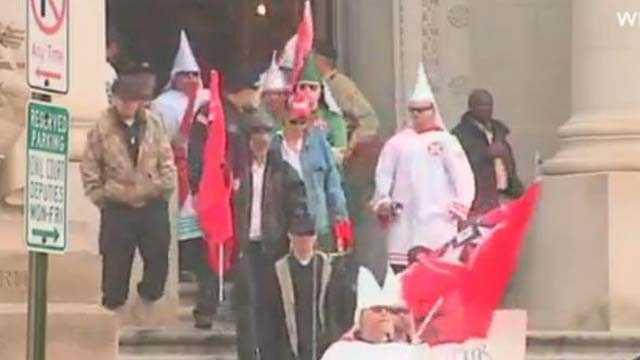 KKK capture