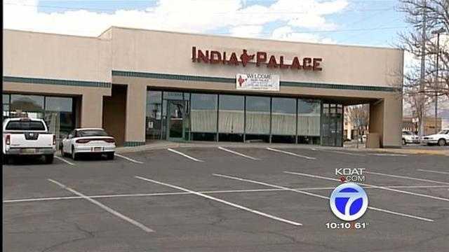 Albuquerque health inspectors found numerous cockroaches at a northeast Albuquerque restaurant during a recent inspection.