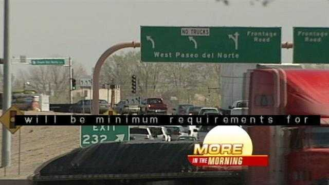 NMDOT Plans for Traffic Flow During Paseo Construction