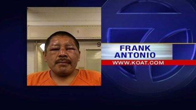 A would-be burglar is stopped by none other than the Albuquerque chief of police.