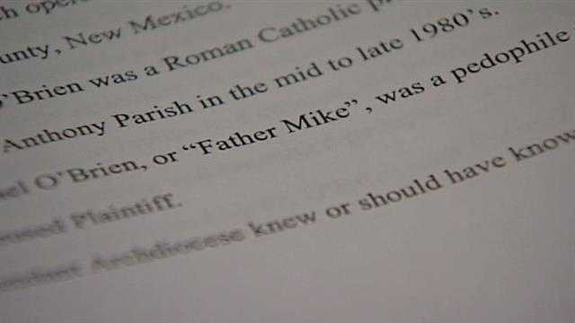Sexual abuse allegations against a New Mexico priest, may have just gotten, even worse. The victim's attorney says he's investigating claims that the priest, Michael O'Brien, had aids.