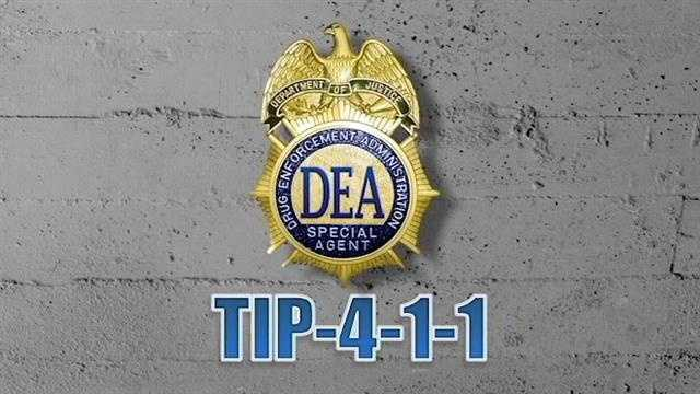 Text tip leads to DEA bust