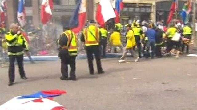 Albuquerque police up vigilance after Boston Marathon explosions