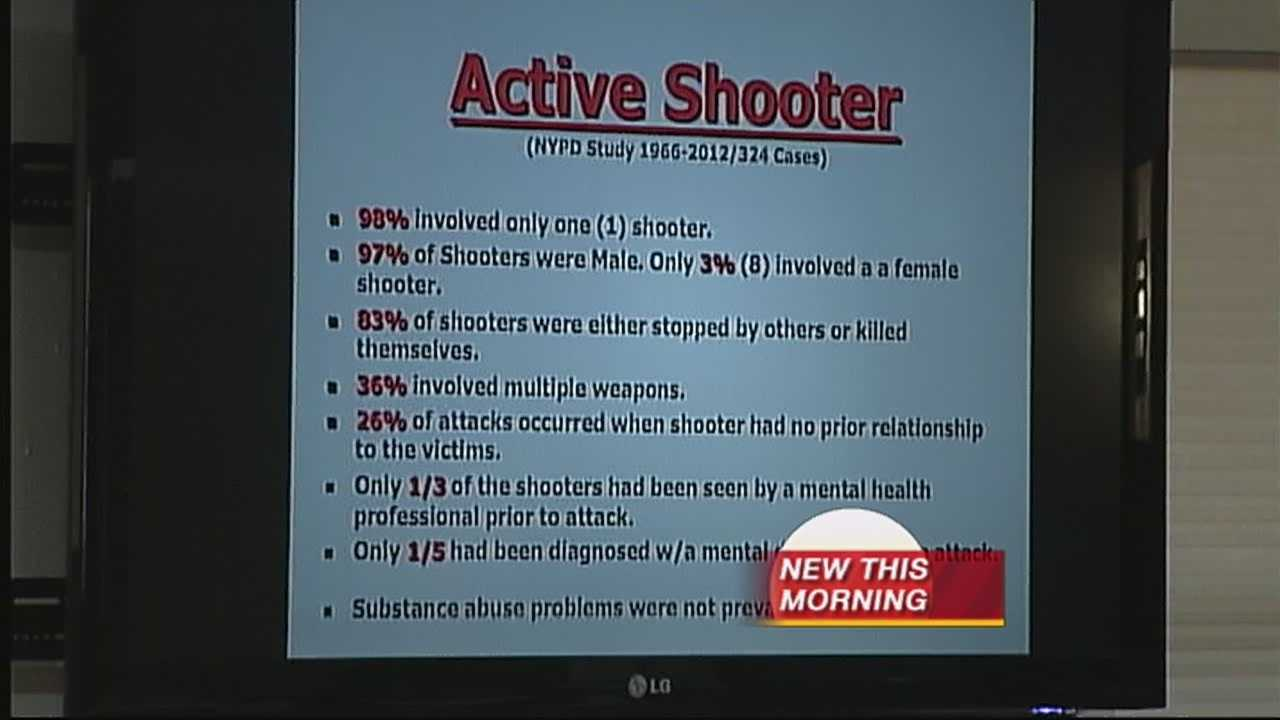 Parents Concerned that APD's Active Shooter Training Isn't Happening Enough at APS