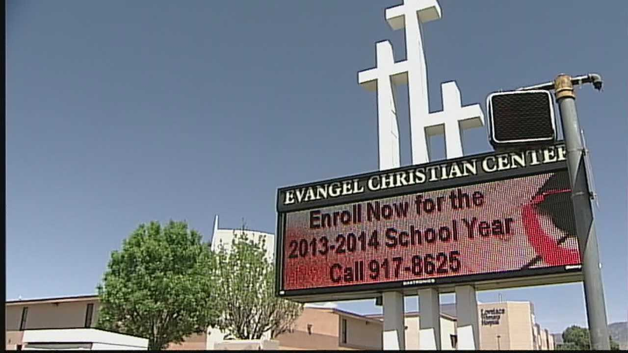 Evangel Christian Academy staff says the children were only gone for minutes.