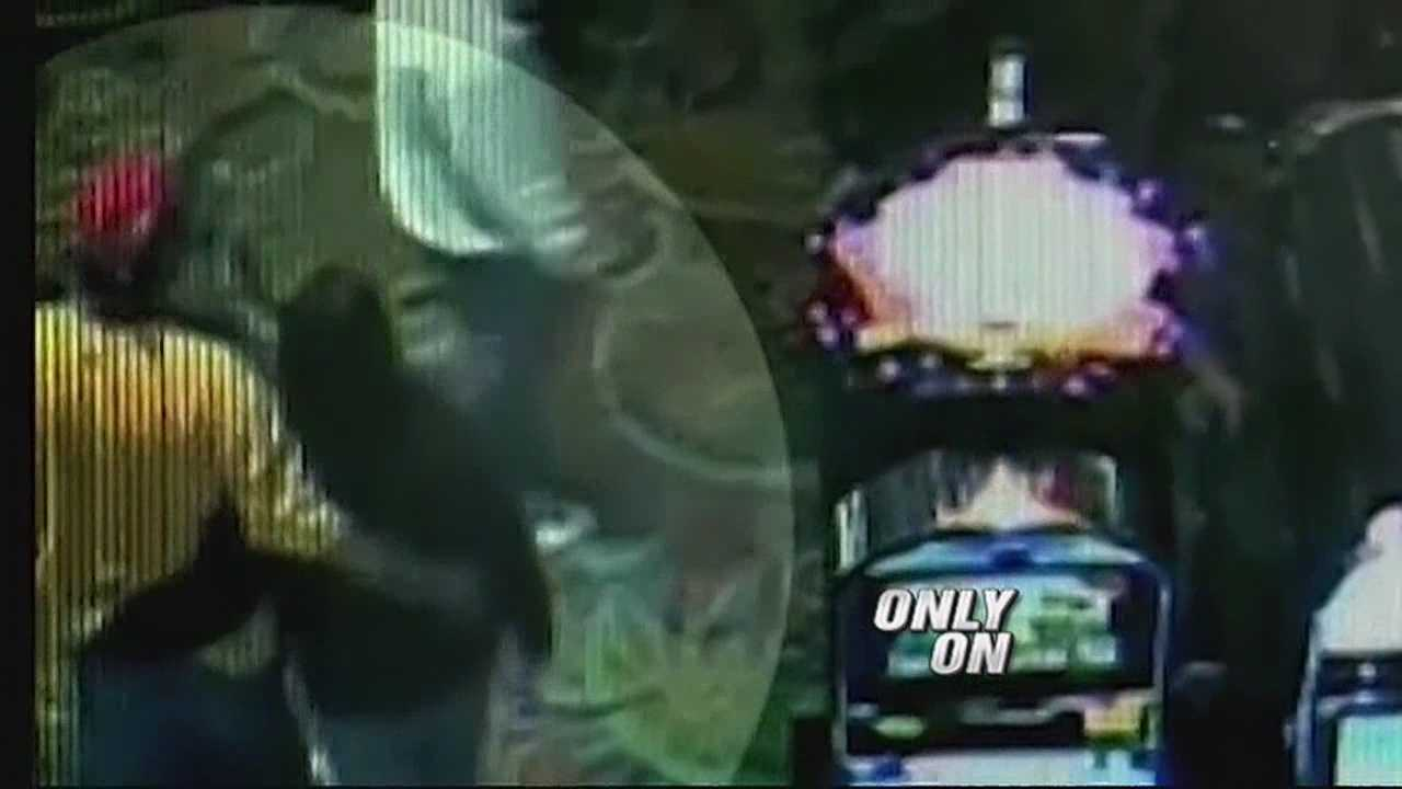 We have exclusive video that investigators say is important to an unsolved murder case.