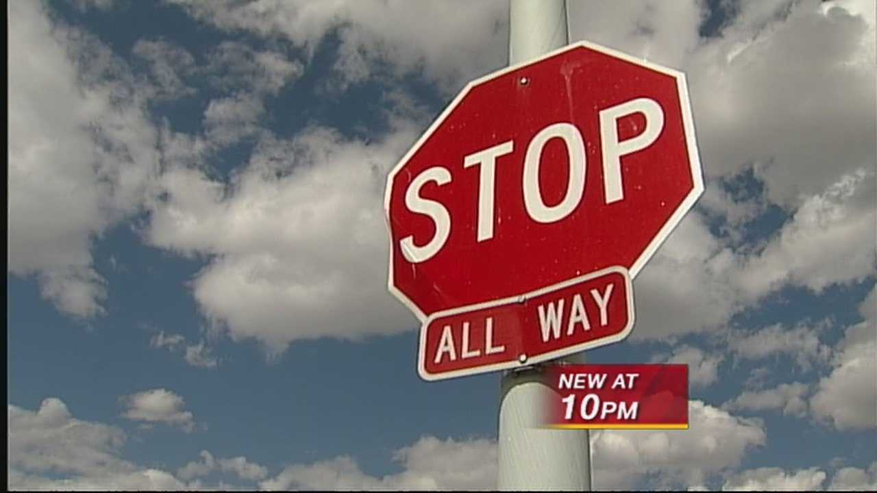 Southwest stop sign runners